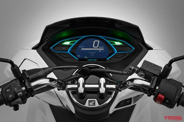 Speedometer Honda PCX Electric TMS 2017