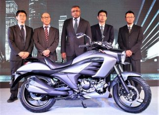 Launching Suzuki Intruder 150 India 11 p7