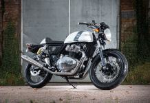 Royal Enfield Continental GT 650 TWIN Photo