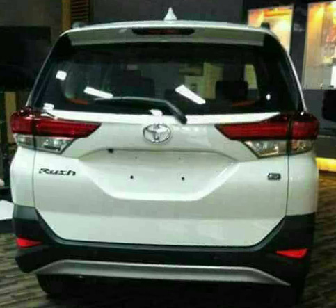 Stoplamp Toyota All new Rush 2018