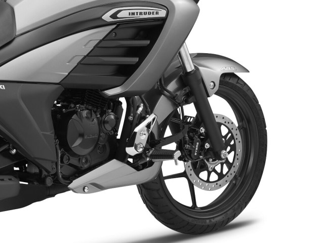 Suzuki Intruder 150 India Studio 5 p7