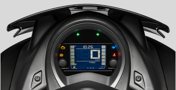Speedometer Inverted Yamaha NMAX 155 Versi 2018