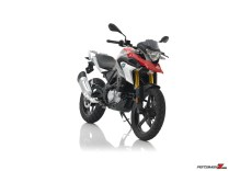 BMW G310GS Racing Red 23 P7