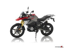BMW G310GS Racing Red 33 P7