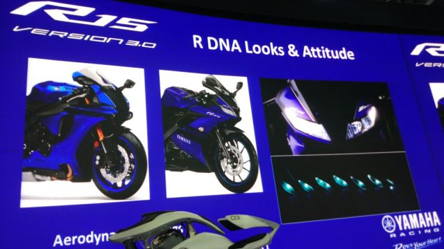R Dna Looks Yamaha All new R15 India
