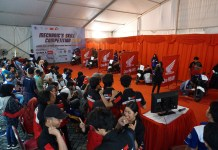Suasana Mechanic's Skill Competition 2018