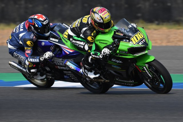 AM Fadly Indonesia 108 Kawasaki All New Ninja 250 FI ARRC 2018