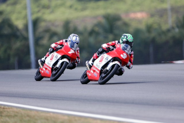 Astra Honda Racing Team dan Indonesia Siap Taklukkan Asia Talent Cup 1