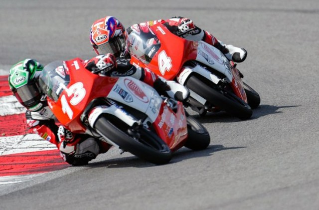 Astra Honda Racing Team dan Indonesia Siap Taklukkan Asia Talent Cup