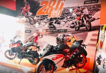 Launching Dealer KTM Lampung 02 P7
