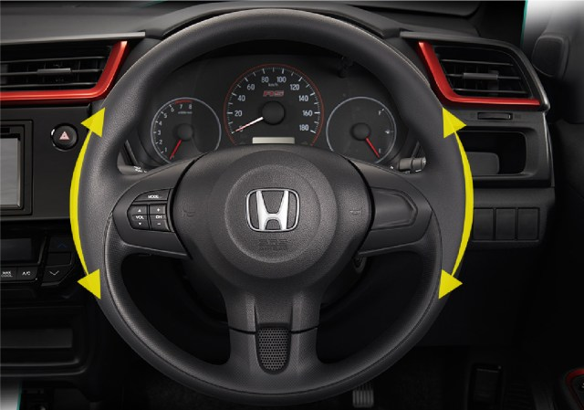 EPS Electric Power Sterring Honda New Brio Terbaru