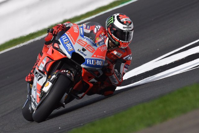 Jorge Lorenzo Pole Position Hasil Kualifikasi MotoGP Silverstone UK 2018