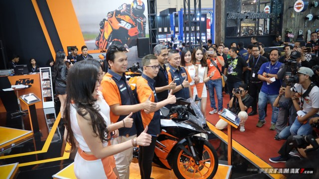 Launching New KTM RC200 Back In Black Indonesia P7-2