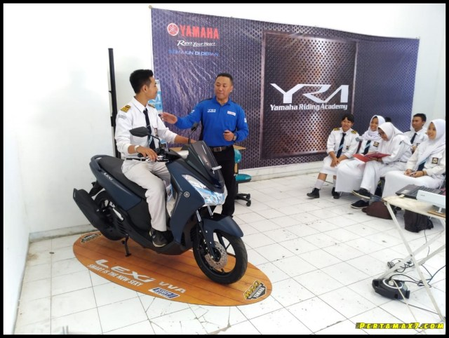 Yamaha Sebarkan Virus Safety Riding 007 P7