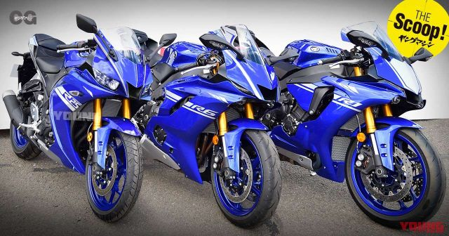 render Young Machine Yamaha All new R25 Yamaha Yamaha R1