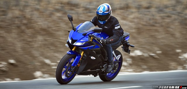 Fitur Yamaha All New R125 Eropa MY2019