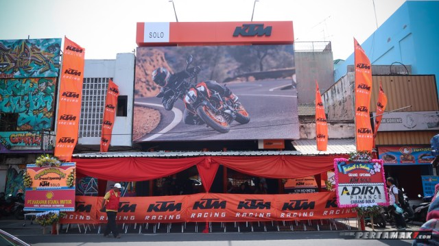 Video Launching KTM Solo