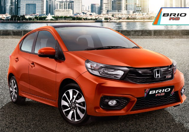 Wallpaper All new Honda Brio 027 Pertamax7
