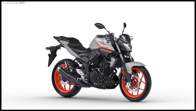 Yamaha MT03 MY 2019 Eropa Warna Ice Fluo P7