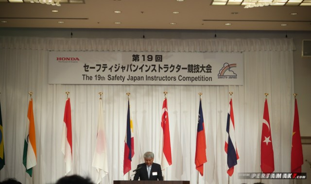 Penutupan The 19th Safety Japan Instructors Competition 2018 Suzuka P7