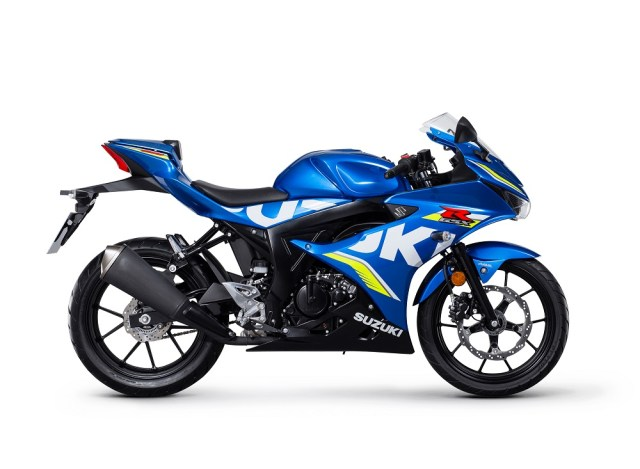 Suzuki GSX-R150 ABS Indonesia