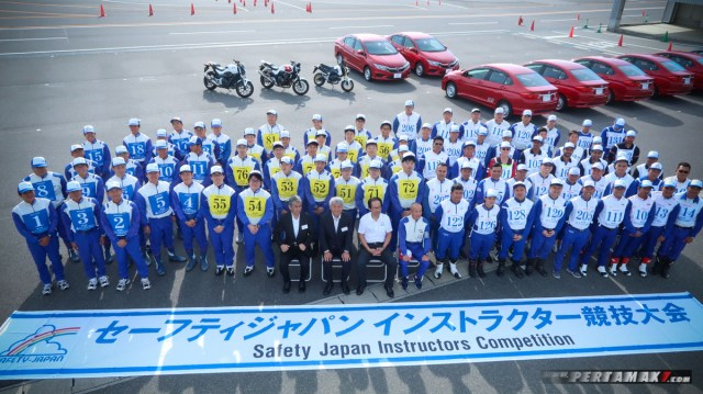 The 19th Safety Japan Instructors Competition Day 1 Suzuka P7