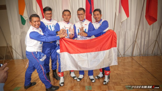 Wakil Indonesia di The 19th Safety Japan Instructors Competition Suzuka P7-33