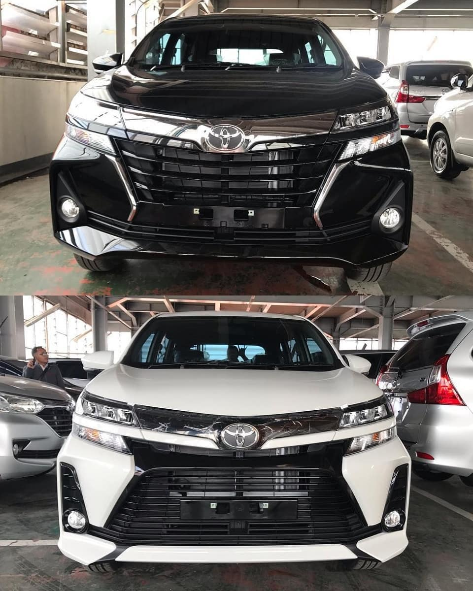 all new avanza veloz 2019 grand type g 2018 slogan toyota dan terbaru launching selasa 15 tampak depan vs