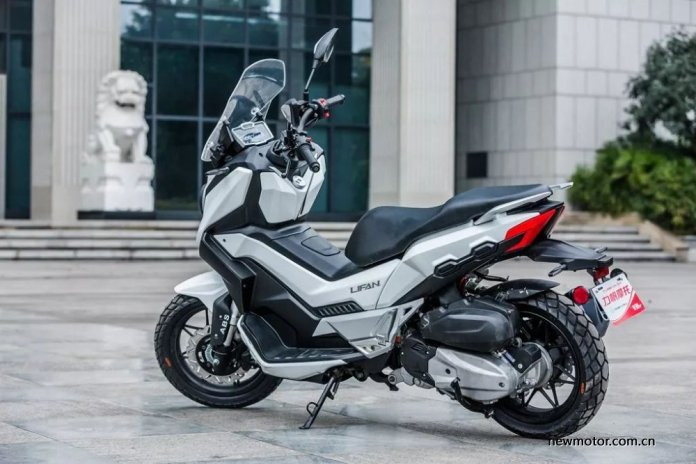 LIFAN LF150T ADV SCOOTER ABS Engine CVT