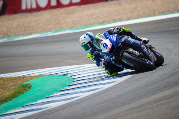 Galang Hendra Siap All Out Raih Poin Jelang WorldSSP Portimao Portugal 2020