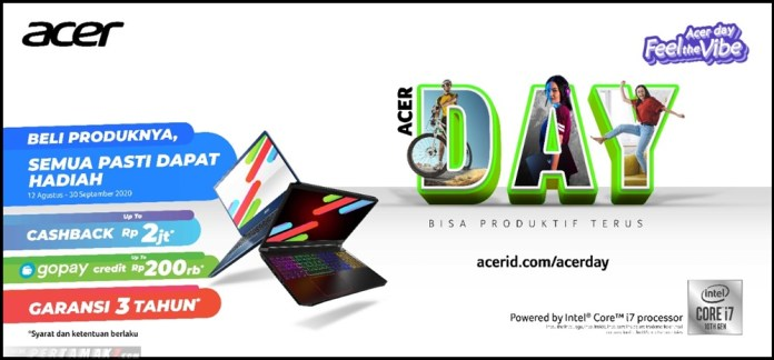 Promo Acer Day 2020