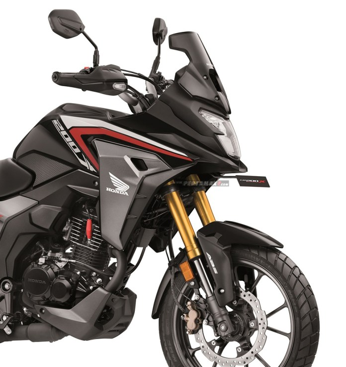 Fitur Honda CB200X Explore Life With Every Ride