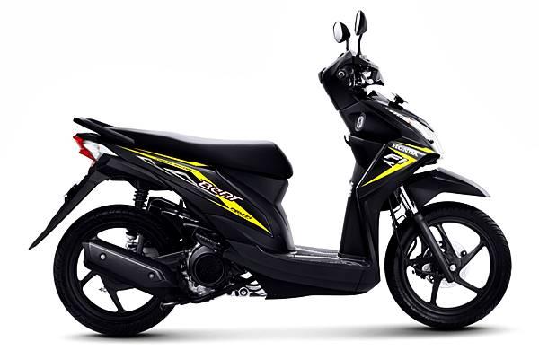 Ini dia 6 Warna Baru All New Honda Beat FI 110  Pertamax7com