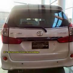 Grand New Veloz 2015 Vs Mobilio Rs Cvt Dari Sisi Ini Toyota Avanza Nampak Keren Pertamax7 Com Tampak Belakang The All