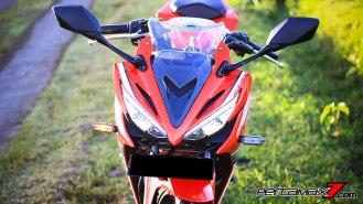 All New Honda CBR150R 2016 Warna Merah Racing Red 1 Pertamax7.com
