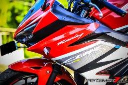 All New Honda CBR150R 2016 Warna Merah Racing Red 21 Pertamax7.com
