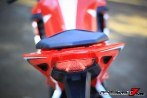 All New Honda CBR150R 2016 Warna Merah Racing Red 44 Pertamax7.com
