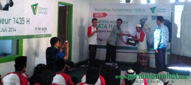 Program Ramadhan Agropreneur 1435 H - Pandeglang