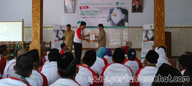 Program Ramadhan Agropreneur 1435 H - Trenggalek