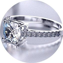Perth diamond company engagement ring front page
