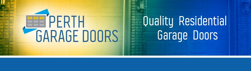 Perth Garage Doors Sales and Installation