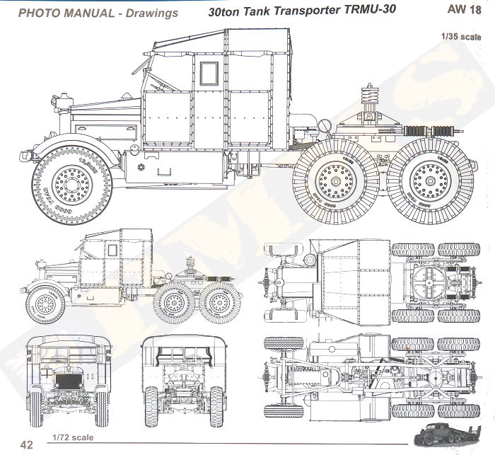 Capricorn Publications AW18 Scammell Pioneer SV2S, TRMU-30