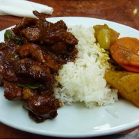Asian Cuisine (West Perth Food Court)