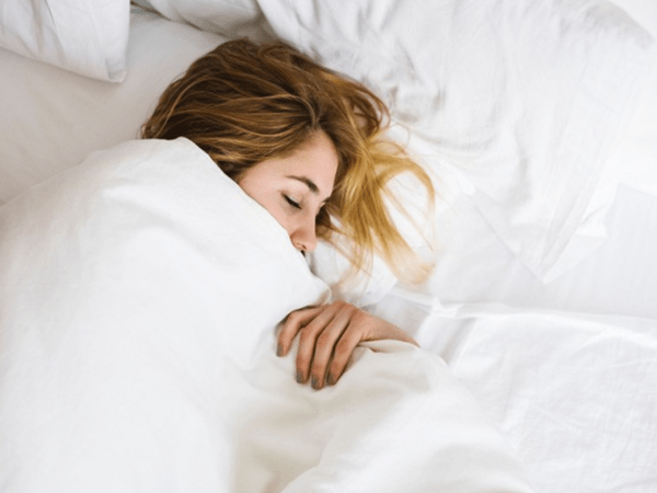 HERE'S WHAT YOUR SLEEP POSITION MIGHT MEAN FOR YOUR HEALTH