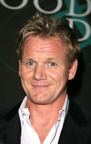 Gordon Ramsay, winner of Best Food Program and TV Personality