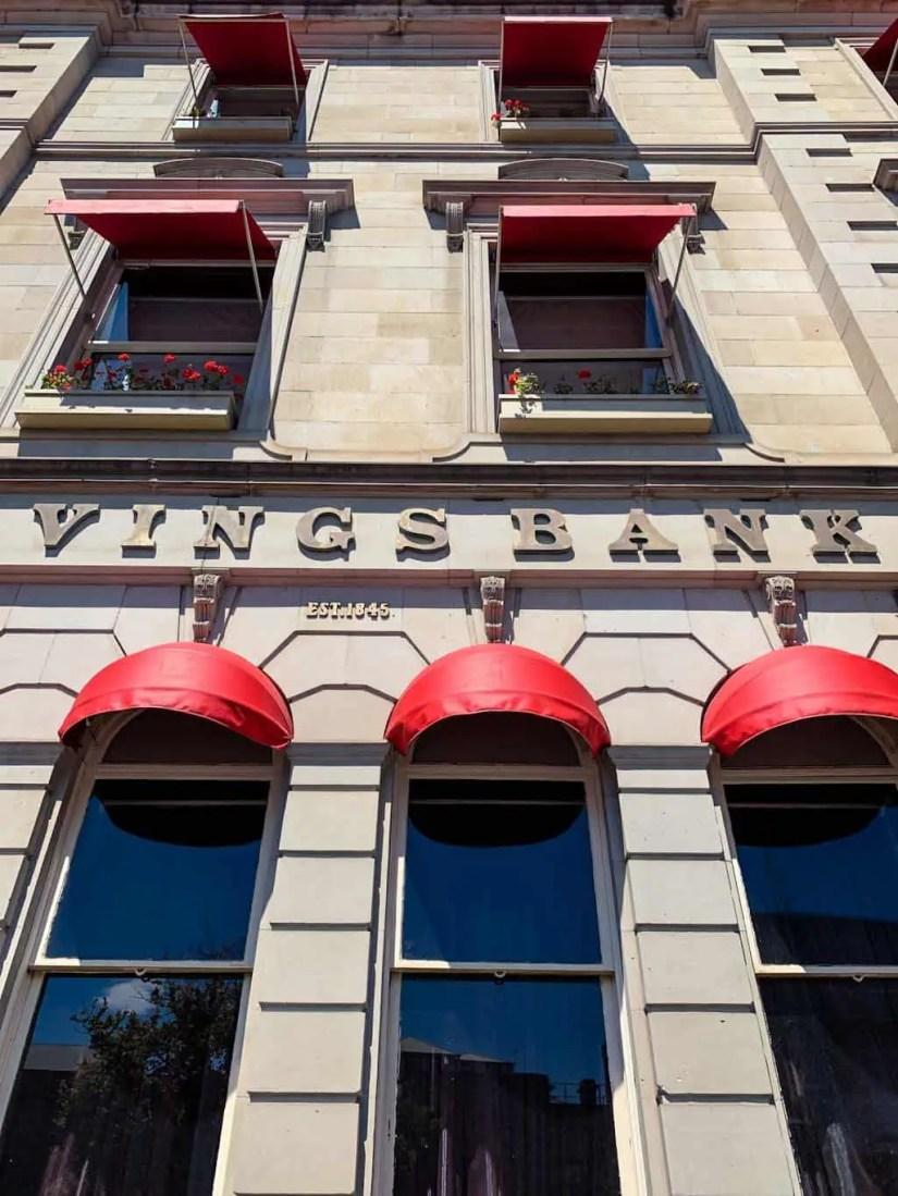 Hobart Savings Bank