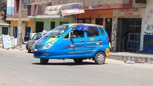 Ob die neue Generation von Mototaxis auch sicherer ist???