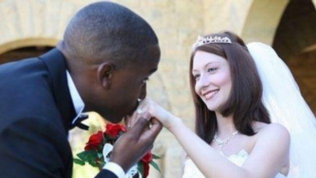El 17% de afroamericanos recién casados se casó con alguien de distinta raza. (Internet)