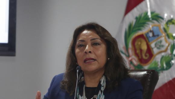 Premier Violeta Bermúdez coordinará el diálogo con Congreso | POLITICA |  PERU21