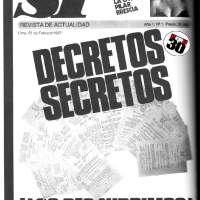 """Primer Número de la Revista """"Si""""-1987"""